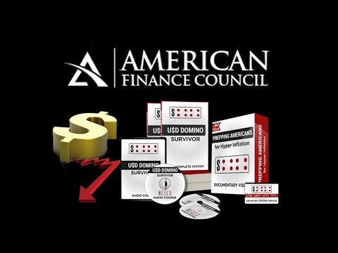 American Finance Council - American Finance Council US Domino Survivor