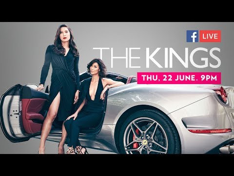 The Kings | Angie and Joey Mead King tell their story | Thursday 22 Jun 2017