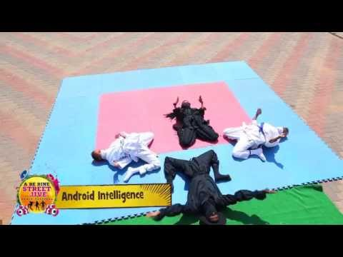 2015 Streetjive Gaborone Auditions Top  3 Groups - Android  Intelligence