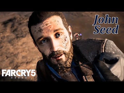 Far Cry 5 John Seed Gmv Nightcore Monster