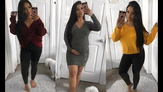 Fall/Winter Sweaters Try On Haul | LOVEEMANDA