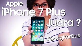 Review iPhone 7 Plus yang Exclusive! Indonesia Review #BongkarDus