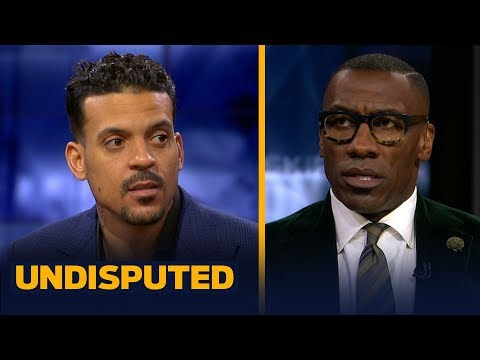 Matt Barnes: LeBron and the Lakers just making the playoffs 'isn't good enough' | NBA | UNDISPUTED