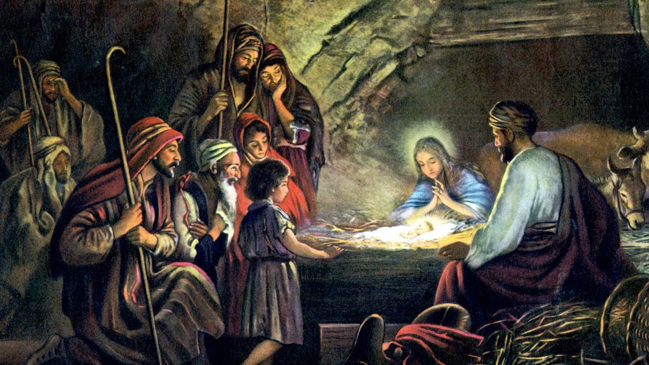 This is an image of Accomplished Nativity Christmas Images