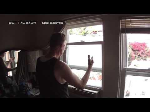 Removin Milgard Window