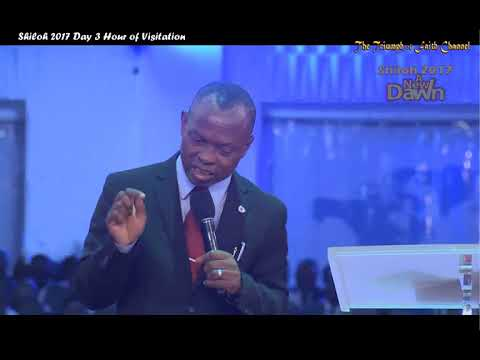 Shiloh Hour of Visitation, Dec 07, 2017 [Teaching #3: Force of Divine Guidiance]