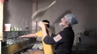 видео урок №9 вращение теста, курс пиццайоло (пицца мейкера), курсы по приготовлению пиццы (pizza)