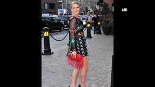 Nicky Hilton night lingerie revealed at wedding