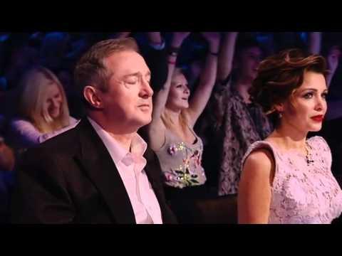 John Adeleye sings One Sweet Day - The X Factor Live (Full Version)