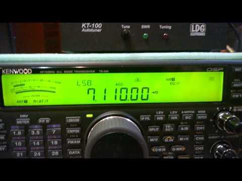 LDG KT-100 AUTO TUNER DEMO