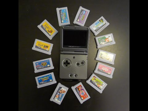 What about Game Boy Advance Video?