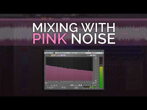 Mixing With Pink Noise - Does it work?