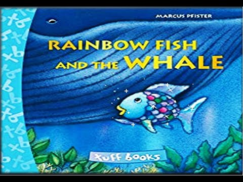 Rainbow Fish And The Whale L Marcus Pfister L Read-a-Loud L Read-Along L Best Storybook-Animation