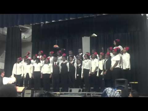 Train Song - John Hanson Middle School Choir - Ruben's Train