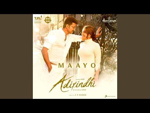"""Maayo (From """"Adirindhi"""")"""