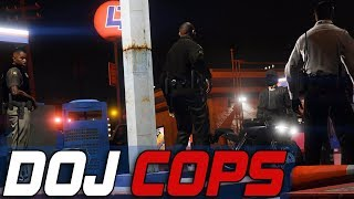 Dept. of Justice Cops #750 - Finding The Evidence