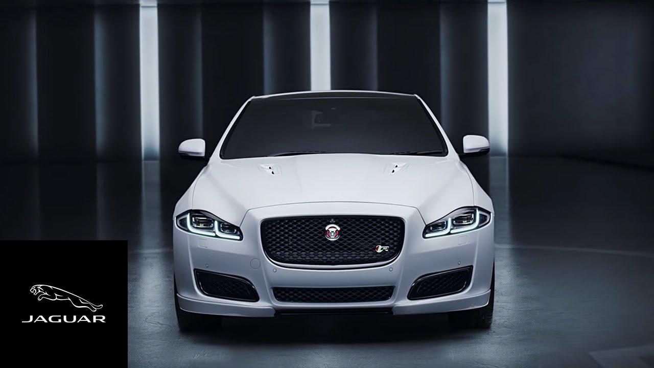 Jaguar XJR | A New Generation of Performance - YouTube