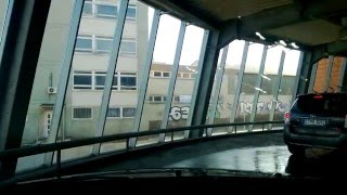 Car wash drive through @ Mr. Wash Stuttgart 22.03.2013