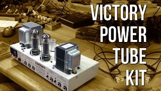 Download Victory Power Tube Kit - Review MP3 song and Music Video