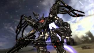 Armored Core Verdict Day Mission 10