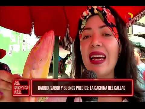 """Barrio, sabor y buenos precios en la """"Chachina"""" del Callao"""