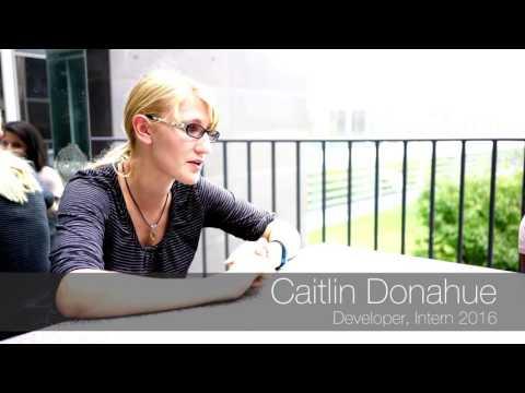 General Mills Technology Intern Video