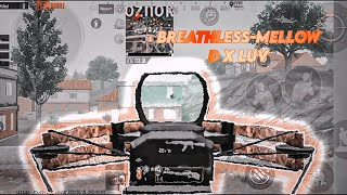 #PUBG BREATHLESS - Mellow d MONTAGE |ATIFGAMING|Montage ALGROW , Dynamo, scout