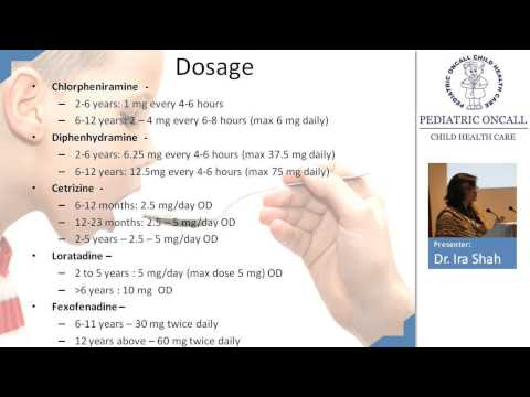 Cough Syrups | Dr. Ira Shah