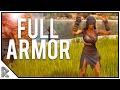 Full Upgraded Armor & Exploring! - Conan Exiles Gameplay #4