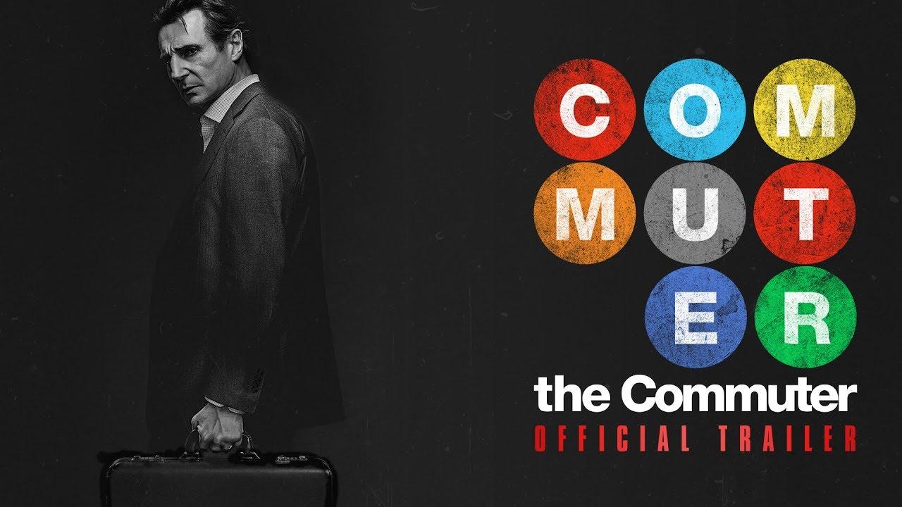 The Commuter (2018 Movie) Official Trailer – Liam Neeson, Vera Farmiga, Patrick Wilson