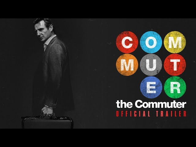 The Commuter (2018 Movie) Official Trailer - Liam Neeson, Vera Farmiga, Patrick Wilson