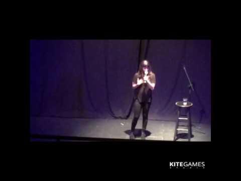 Teatro Breve 'Noche de Jevas 6' Marisé Alvarez StandUp