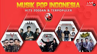 Download lagu Lagu Pop Indonesia Hits 2000an • DEWA19/ANDRA AND THE BACKBONE/THE ROCK #LIVEMusicStream