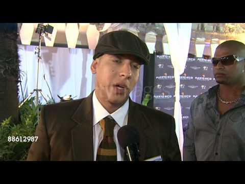 Daddy Yankee  at Amaury Nolasco & Friends Golf Classic and Award Ceremony Celebration