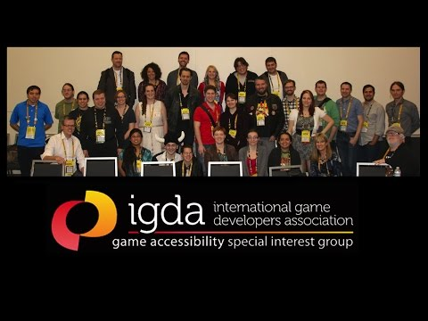 IGDA Game Accessibility SIG Introduction