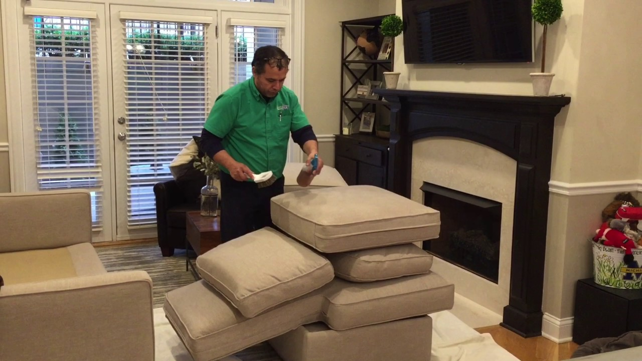 Arevalo Bros Chem Dry Sofa Cleaning In Chicago Il