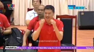 U23 Thailand vs Sichuan | Semifinal | Volleyball VTV Binh Dien Cup 2019