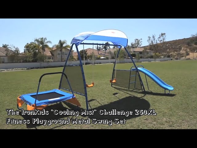 Top 8 Budget Swing Sets Of 2019 Video Review