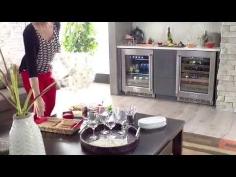 Wine Cellar and Beverage Center | KitchenAid