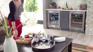 Wine Cellar and Beverage Center | KitchenAid