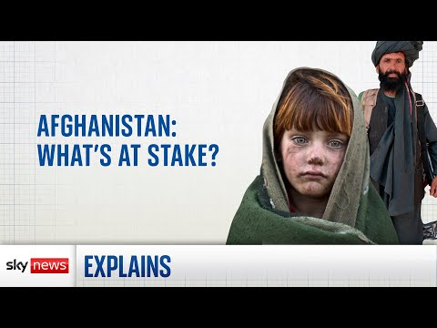 What happens now that the Taliban have retaken control of Afghanistan?