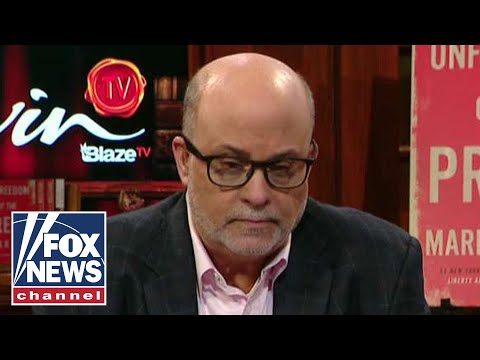 Mark Levin talks Trump's fight against the judiciary