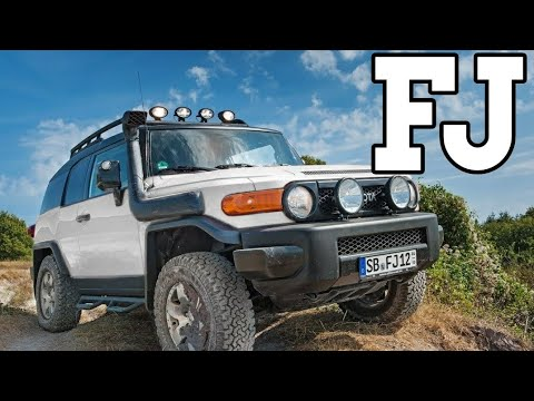 The Best Toyota SUV - FJ Cruiser In Depth Review