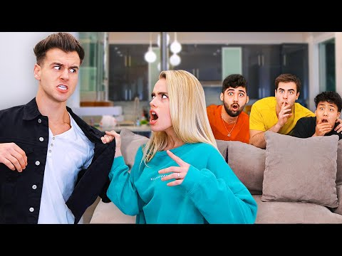 We Convinced Them They Cheated On Each Other.. (REVENGE PRANK)
