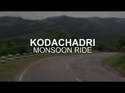 Monsoon ride | Kodachadri peak | Discover125 | Adventure