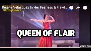 Regine Velasquez In Her Fearless & Flawless Attacks of High Notes (Part 1)