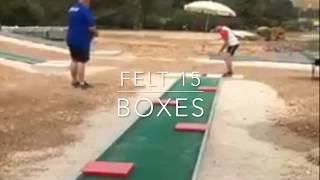 Felt Lane 15 - Boxes (World Championships 2017)