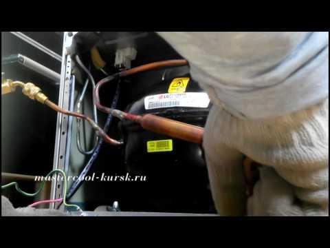 LG с линейным инверторным компрессором  Часть 2