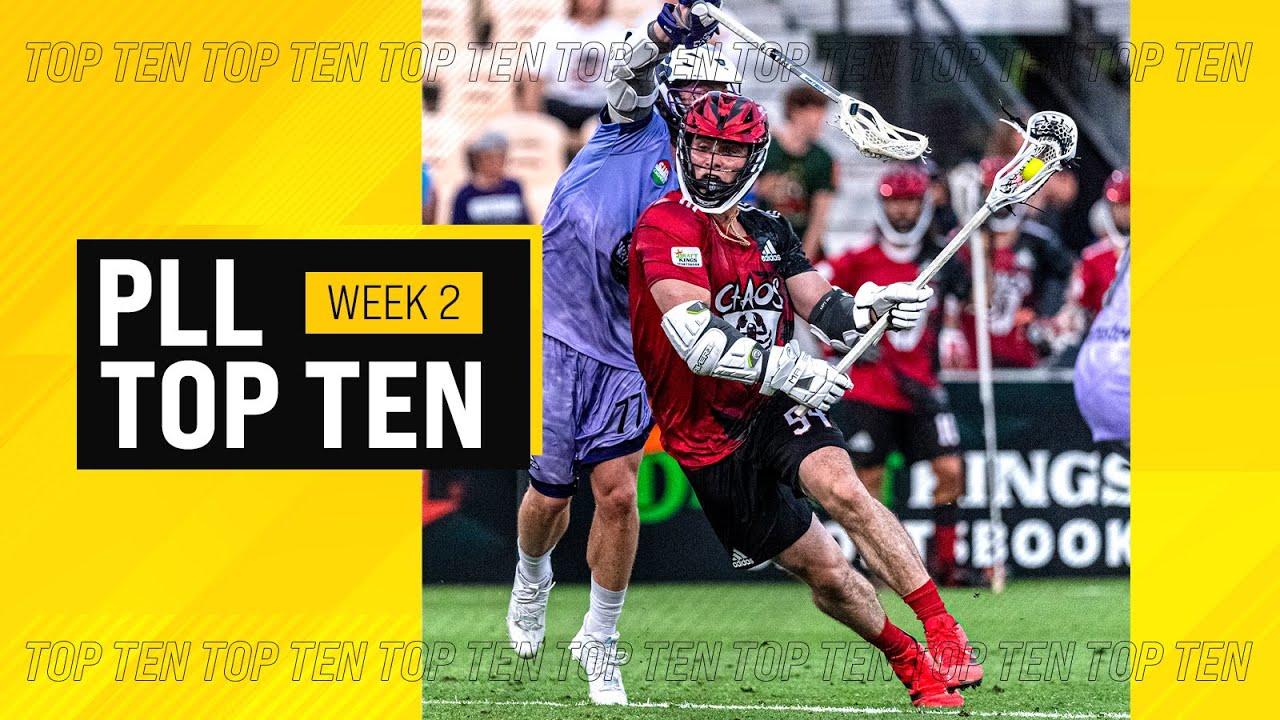 PLL TOP 10! The Best of Atlanta | Week 2