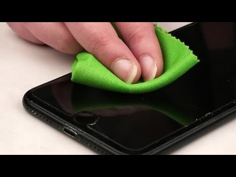 HOW TO REMOVE SCRATCHES FROM IPHONE X DISPLAY